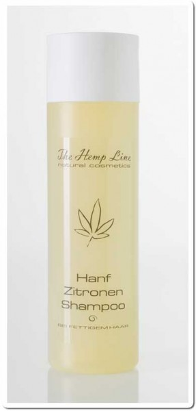 Hanf Zitronen Shampoo