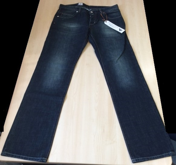 Jeans Bio Baumwolle Blue Level Herren