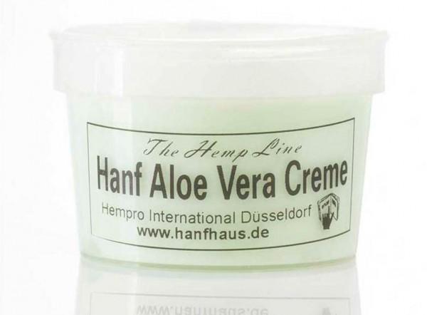 Hanf Aloe Vera Creme in Reisegroesse