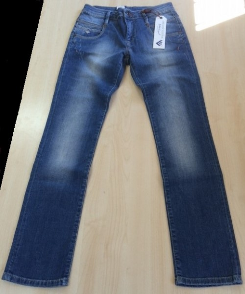 Jeans Bio Baumwolle Blue Level Damen