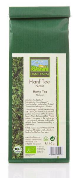 Bio Hanf Kräuter Tee