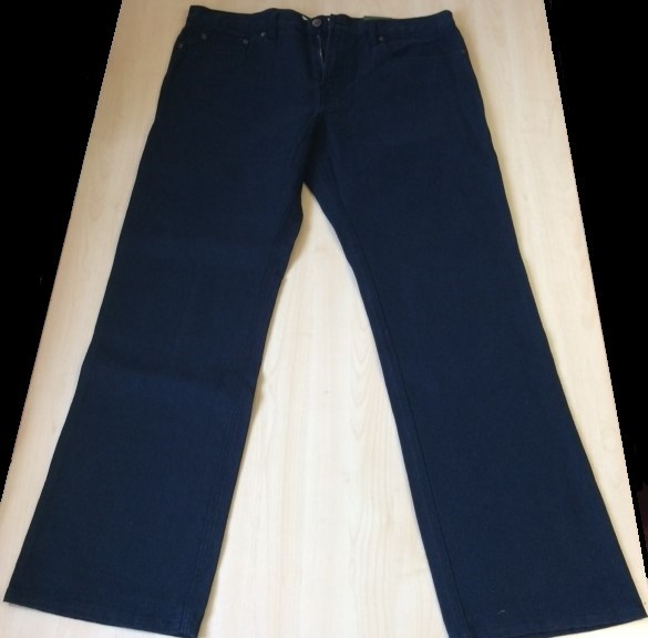 Jeans Canvas navy 36/34