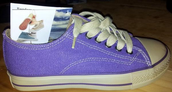 Hanf Sneakers Groesse 36